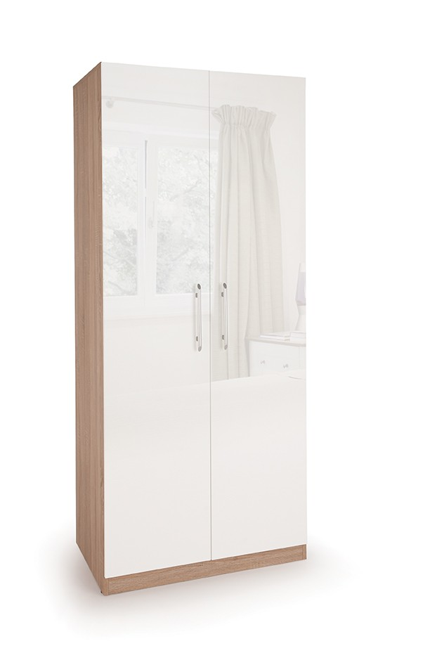 Kew 2 Door Wardrobe ( H151290 )